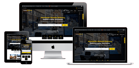 Responsive Web Design in Manchester